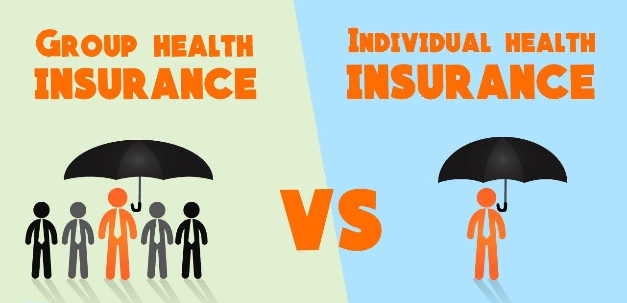 Individual Health Insurance >> Difference Between Group Health And Individual Health